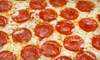 Sicilia Bakery /  Rosie's West Town Deli - Jefferson Park: $15 for a Pizza and Wings Meal at Sicilia Bakery ($30.24 Value)