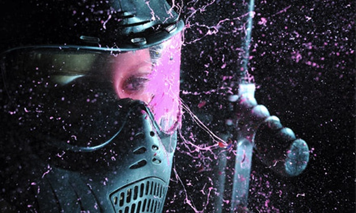 Combat Zone Paintball Park - Oroville: Paintball Outing with Gear Rental for One, Two, or Four at Combat Zone Paintball Park in Oroville (Up to 54% Off)