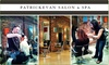 Patrick Evan Salon & Spa - Downtown San Francisco-Union Square: $50 for $100 at Patrick Evan Salon & Spa