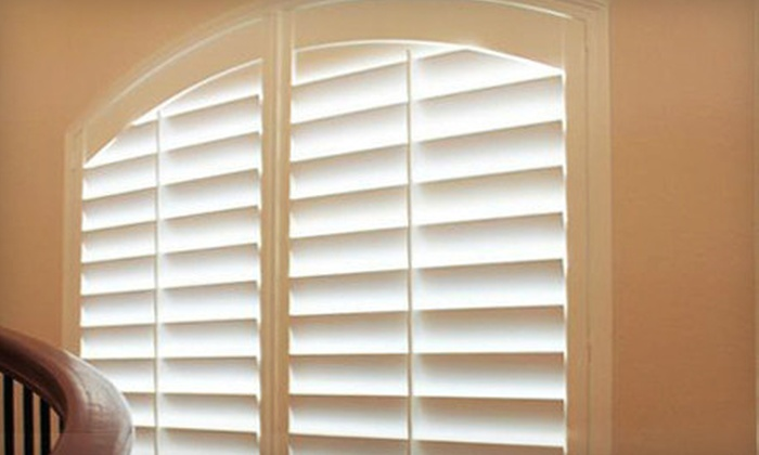 Trinity Uptown - Dallas: $199 for $600 Toward Custom-Built Plantation Shutters from Trinity Uptown