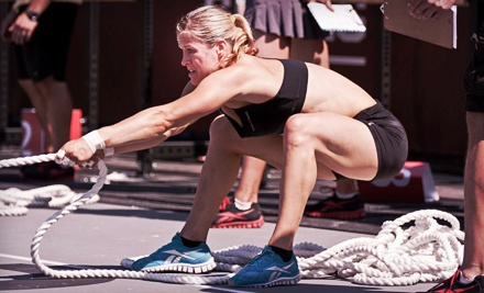 5-Class CrossFit Package with 4 Semiprivate Introductory Classes and 1 Group Class - CrossFit APx in Cary