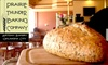 Prairie Thunder Baking Company - Downtown Oklahoma City: $10 for $25 Worth of Breads, Pastries, and More at Prairie Thunder Baking Company