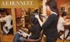A.F. Bennett Salon and Wellness Spa - New Dorp: $50 for a Kerastase Hair Treatment, Precision Cut, and Signature Manicure at A.F. Bennett Salon and Wellness Spa on Staten Island (Up to $103 Value)