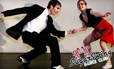 $69 Groupon to Sugar Swing Dance Club - Sugar Swing Dance Club in Edmonton