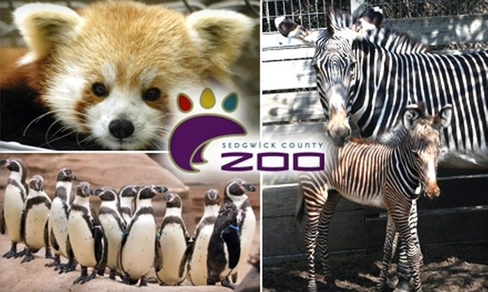 Up to 45% Off Sedgwick County Zoo - Sedgwick County Zoo | Groupon