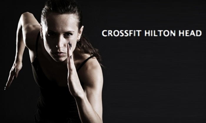 CrossFit Hilton Head - Hilton Head Island: $50 for Four Weeks of CrossFit BootCamp at CrossFit Hilton Head ($150 Value)