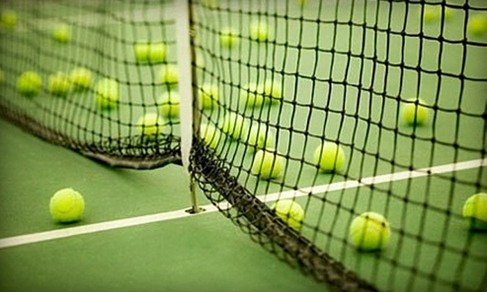 Silvia Tennis Academy - Seven Oaks: $20 for Three Cardio Tennis Classes at Silvia Tennis Academy in Alpharetta ($48 Value)