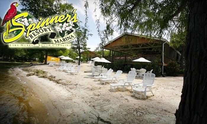 Spinner's Resort & Marina - Lexington: $24 for a Seasonal Five-Month Membership at Spinner's Resort & Marina ($60 Value)