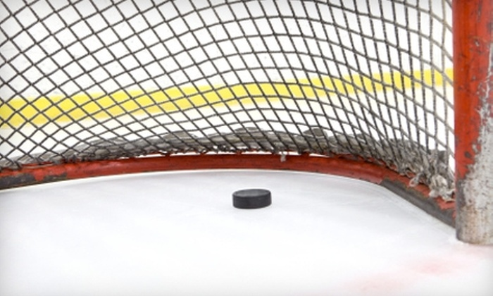Charleston Fire Department - North Charleston: $10 for Two Tickets to the Hockey Game Between Charleston Fire Department and Boston Fire Department ($20 Value)