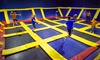Sky High Sports - Sky High Sports Santa Clara: Two Hours of Jump Time Monday–Thursday or Friday–Sunday at Sky High Sports (Up to 54% Off)