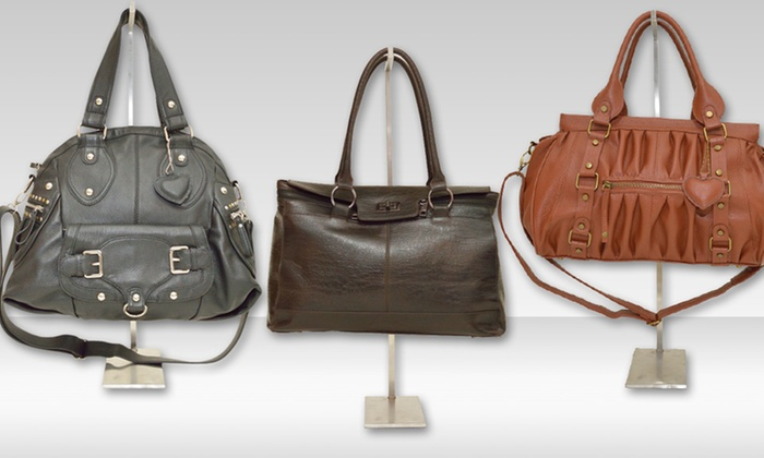 Juliet Michelle by Adler Genuine Leather Handbags: Juliet Michelle by Adler Handbags (Up to 73% Off). Multiple Styles and Colors Available. Free Shipping and Returns.