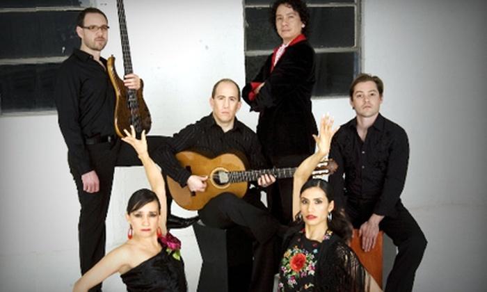 Chris Burton Jácome Flamenco Ensemble - Richland: $12 for Concert Outing to See Chris Burton Jácome Flamenco Ensemble on January 22 in Lancaster (Up to $25 Value)