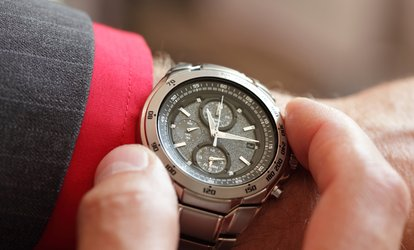 $8 for $15 Worth of Watch Repair — Quail Valley Jewelers