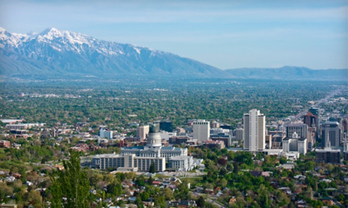 Salt Lake City Guided Tours - Downtown Salt Lake City: Two- to Three-Hour Great Salt Lake Bus Tour or Two-Hour Salt Lake City Grand Bus Tour from Salt Lake City Guided Tours