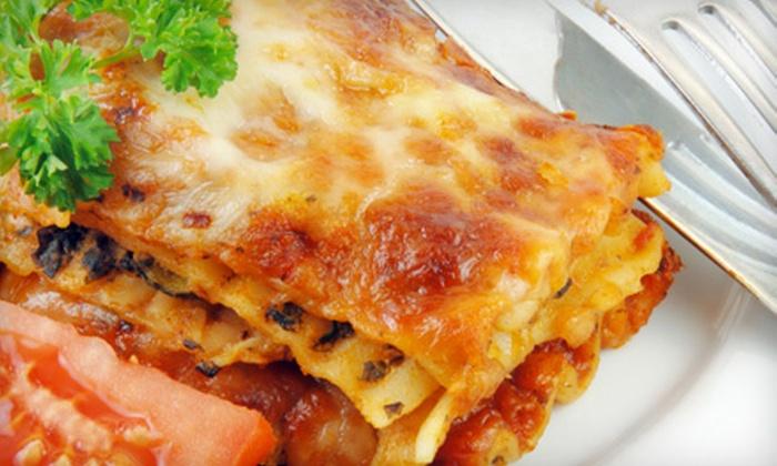 Valente's Restaurant - Watervliet: $15 for $30 Worth of Italian Fare at Valente's Restaurant