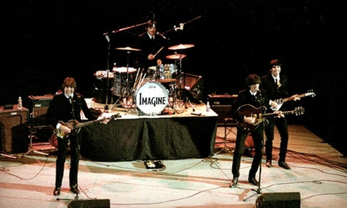 Idaho Performing Arts - Nampa: $13 for a Ticket to Imagine: Remembering the Fab Four Concert at the Brandt Center in Nampa