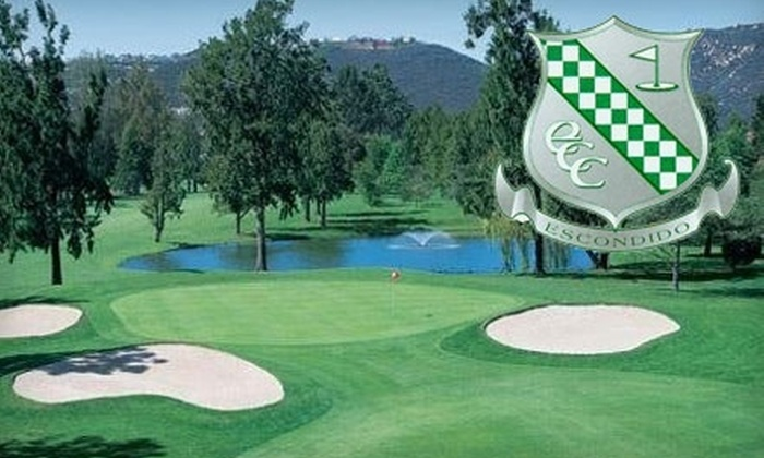 Escondido Country Club - Country Club: $69 for 18 Holes of Golf for Two People Plus a Cart at Escondido Country Club (up to $138 value)