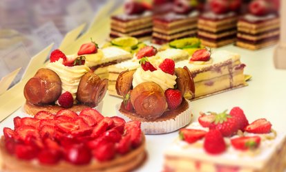5% Cash Back at Swedish Royal Bakery