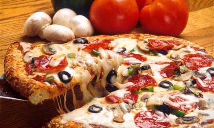 Papa John's - Multiple Locations: $6 for Any Large Pizza at Papa John's Pizza