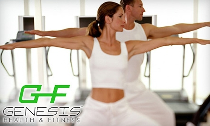 Genesis Health and Fitness - South Alameda: $70 for Two One-Hour Personal-Training Sessions at Genesis Health and Fitness