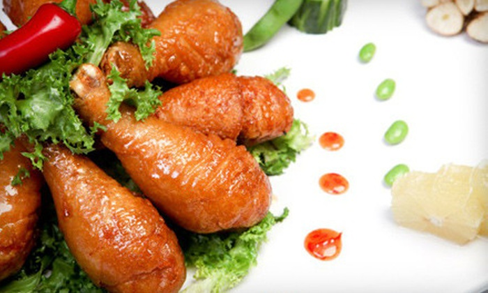 Mad for Chicken - West Bronx: $14 for a 20-Wing Dinner with Two Sides at Mad for Chicken in Bergenfield ($29.95 Value)