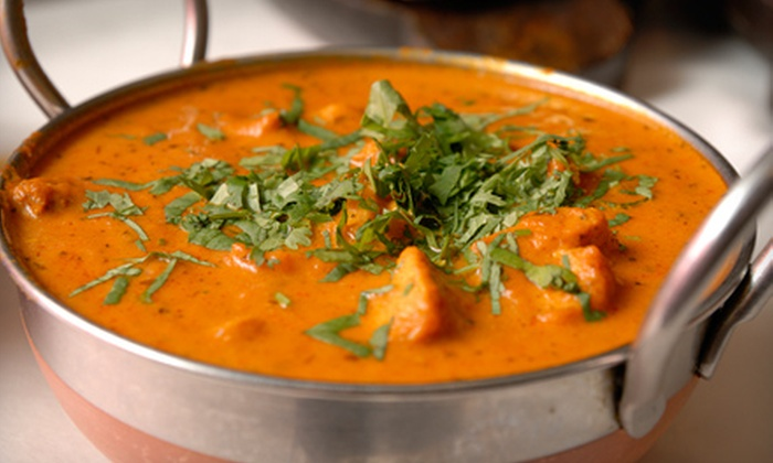 India Kitchen - Manchester: $15 for $30 Worth of Indian Fare and Drinks on a Weekday or Weekend at India Kitchen in Manchester