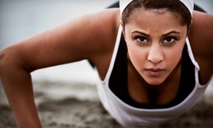 DC Adventure Boot Camp - Multiple Locations: $51 for Six Women's Boot-Camp Classes at DC Adventure Boot Camp (a $120 Value). Choose from Two Locations.