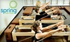 Spring Pilates - Kerns: $65 for Two Private Pilates Lessons at Spring Pilates Studio ($130 Value)