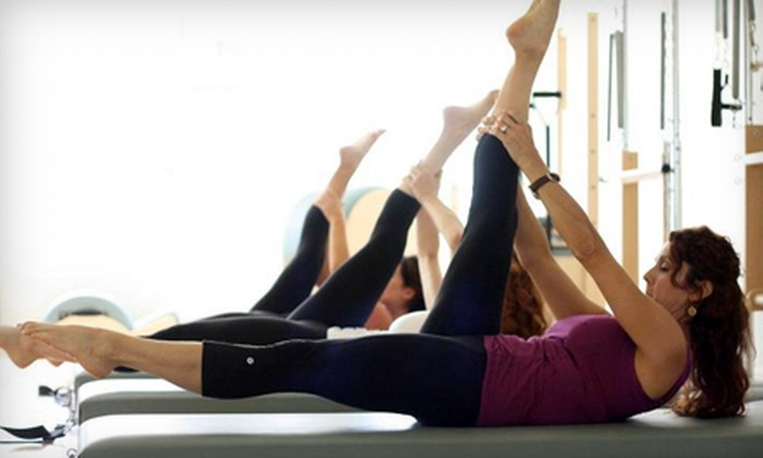 The Pilates Loft - Metairie: $25 for Five Pilates Mat or Yoga Classes at The Pilates Loft in Metairie ($75 Value)