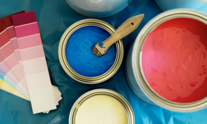 Priority Plus Painters - Toronto (GTA): C$289 for a House Painter for a Day from Priority Plus Painters (C$480 Value)
