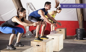 Diamond Athletics: 5 or 10 CrossFit Classes or One Month of Unlimited Classes at Diamond Athletics (Up to 70% Off)