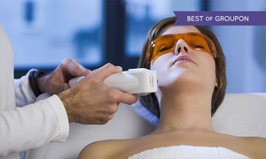 Moda Donna Beauty Clinics: Six Sessions of Laser Hair Removal at Moda Donna Beauty Clinics, Two Locations (Up to 90% Off)