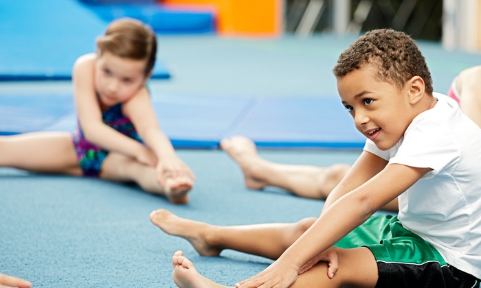 Gym and Fit - Multiple Locations: A Gymnastics Class at Gym and Fit (60% Off)