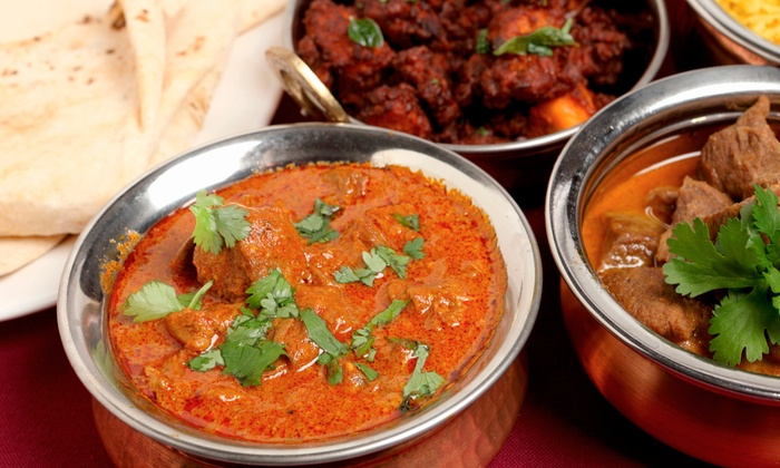 Cuisine of India - Llanfair: Indian Food at Halal Cuisine of India (Up to Half Off)