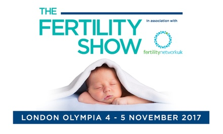 The Fertility Show, 4-5 November at Olympia London