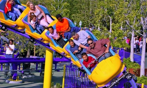 Castle Park- Riverside: $14 for Unlimited Rides, Mini Golf, and Water Park at Castle Park- Riverside ($19.99 Value)