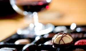 Chrisman Mill Vineyards: Wine and Truffle Pairing Package for Two or Four at Chrisman Mill Vineyards & Winery (Up to 49% Off)
