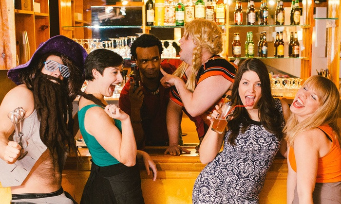 """""""Bye Bye Liver: The Philadelphia Drinking Play"""" - Urban Saloon: """"Bye Bye Liver: The Drinking Play"""" at 8 p.m. on Saturday, January 30, or Saturday, February 13"""