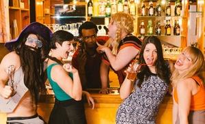 "Bye Bye Liver: ""Bye Bye Liver: The Philadelphia Drinking Play"" for Two (November 13–December 18)"