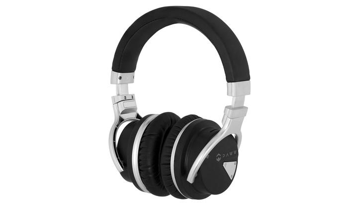 423e52a58cf Paww WaveSound 2 Wireless Bluetooth Over-Ear Headphones