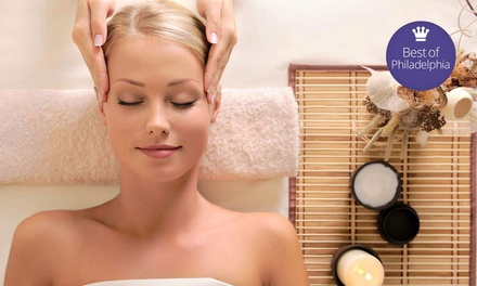 Choice of Two or Three Spa Services at Pierre & Carlo European Salon & Spa (Up to 58% Off)