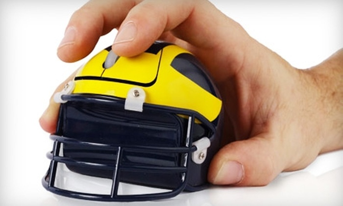 Sport Mouse: $30 for Helmet Mouse from Sport Mouse ($59.99 Value)