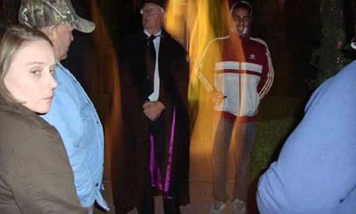 Haunted Vegas Tours - The Strip: $29 for a 2.5-Hour Haunted-Sites Bus Tour from Haunted Vegas Tours ($66.25 Value)