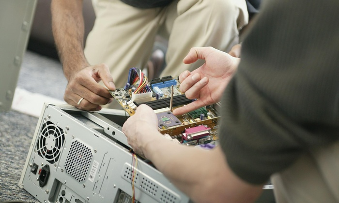 Malia Gale Group - Fort Lauderdale: Computer Repair Services from Malia Gale Group (55% Off)