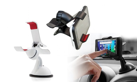 $9.95 for a 360° Adjustable GPS and Smartphone Holder
