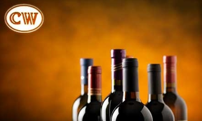 Calvert Woodley Fine Wines & Spirits - Washington DC: $38 for Four Bottles of Wine or $10 for $20 Worth of Cheese, Deli Meats, and More at Calvert Woodley Fine Wines & Spirits
