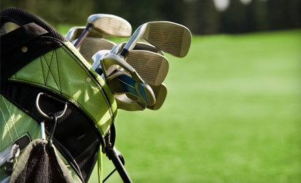 Mosholu Golf Course & Driving Range: 9 Holes of Golf - Mosholu Golf Course & Driving Range in Bronx