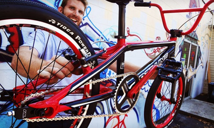 Harper's Bike Shop - Knoxville: $25 for $50 Worth of Services, Parts, Bicycles, and Accessories at Harper's Bike Shop