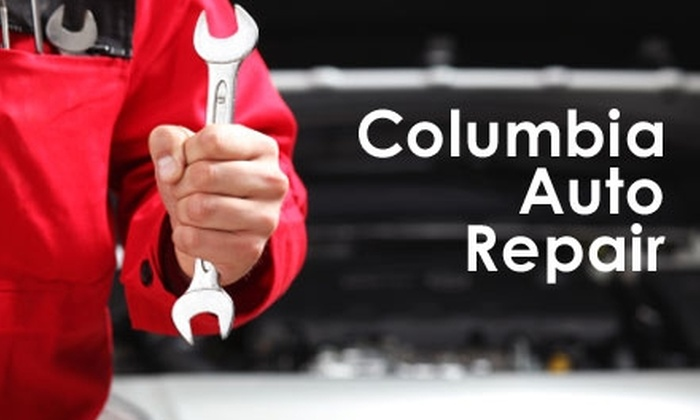 Columbia Auto Repair - Southwest Garden: $18 for a Missouri State Safety Inspection and Emissions Testing at Columbia Auto Repair