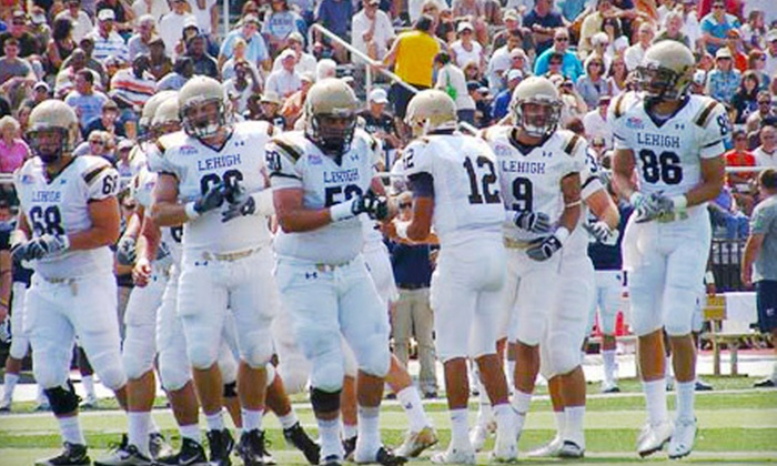 Lehigh Mountain Hawks - Multiple Locations: $15 for a Ticket Package Including Lunch for the Lehigh Versus Yale Football Game at Goodman Stadium in Bethlehem on October 1 ($30 Value)